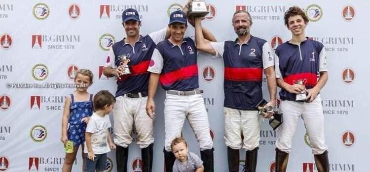 22BR/Macau claim title at Thai Polo Cup in Thailand