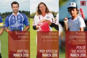 World Polo Tour announce top players for March