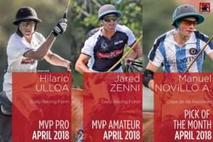 World Polo Tour Announce Top Players for Abril
