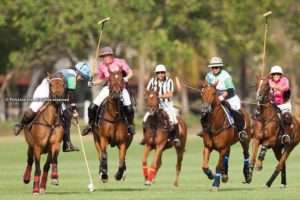 Queen's Cup Pink Polo kicks off in Thailand