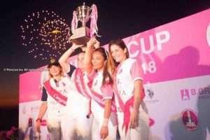 La Familia beat La Tabita to claim Queen's Cup Pink Polo 2018 title