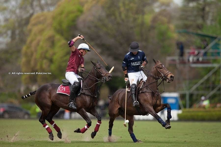 La Dolfina Polo Ranch vs La Aguada