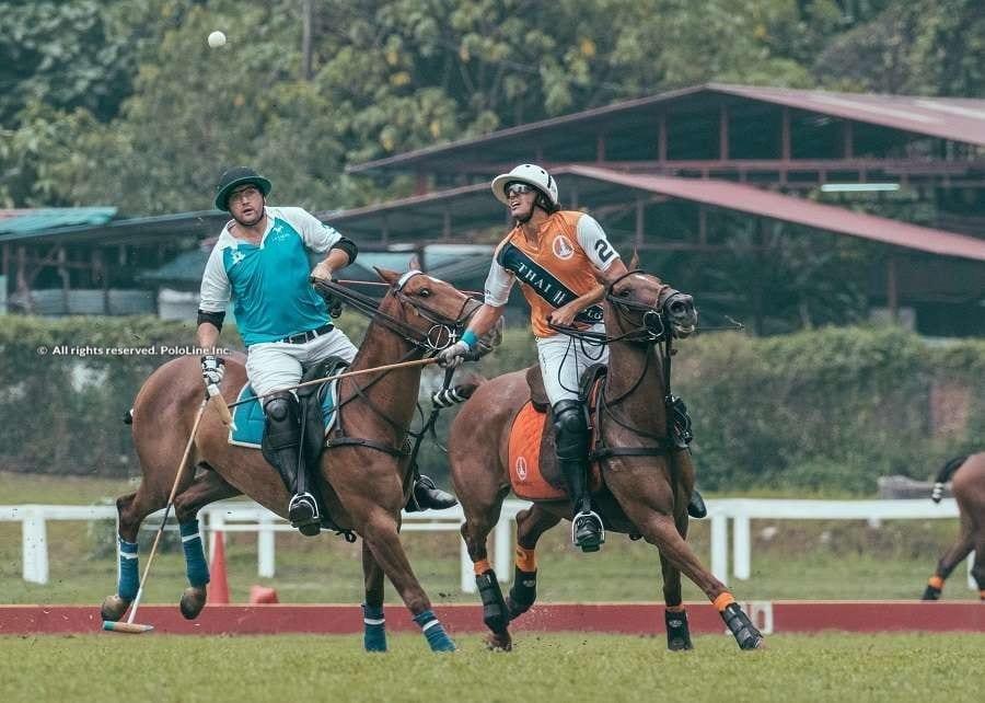 Thai Polo vs La Sarita