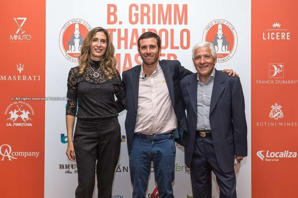 B. Grimm Thai Polo Master Day 1 (2/2)