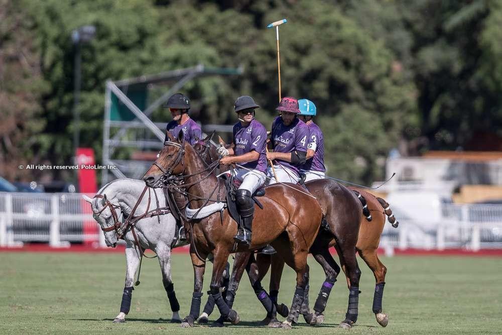 La Albertina Abu Dhabi vs La Cañada
