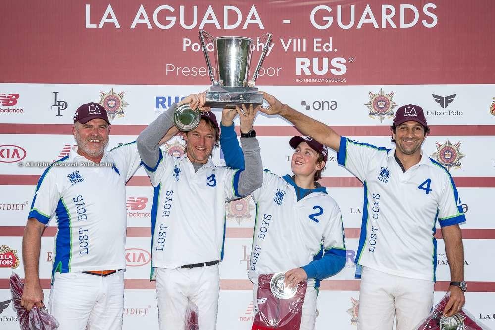 La Aguada Guards Final