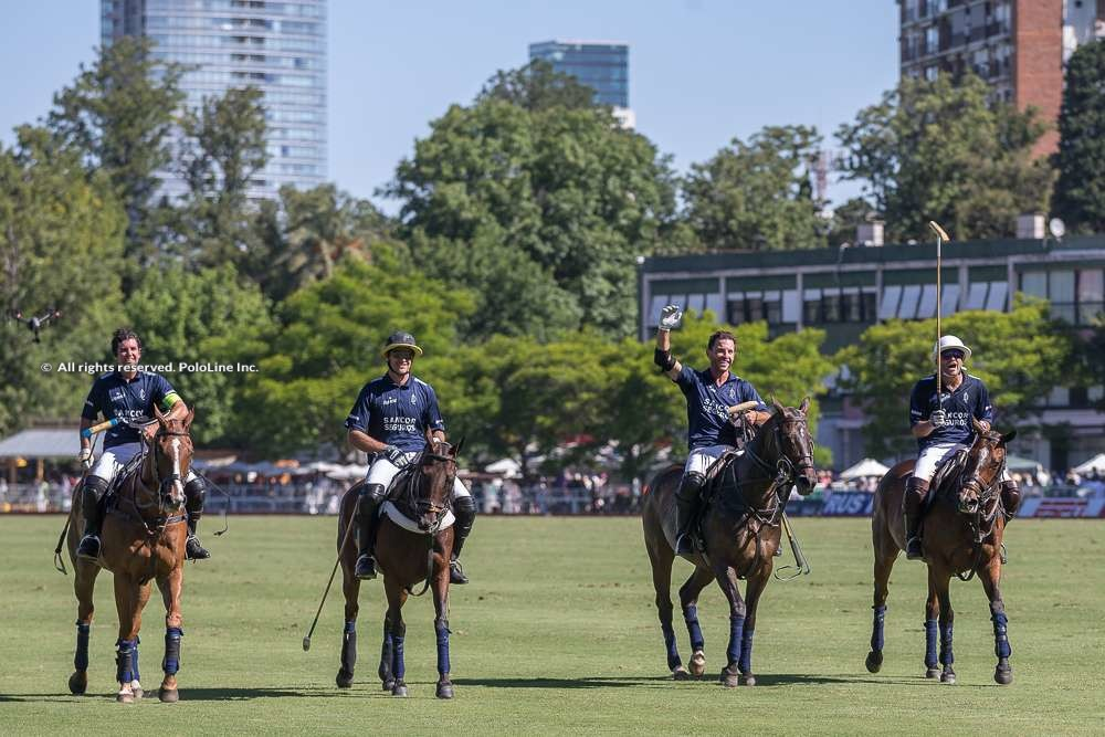La Dolfina Polo Ranch vs Alegría La Irenita