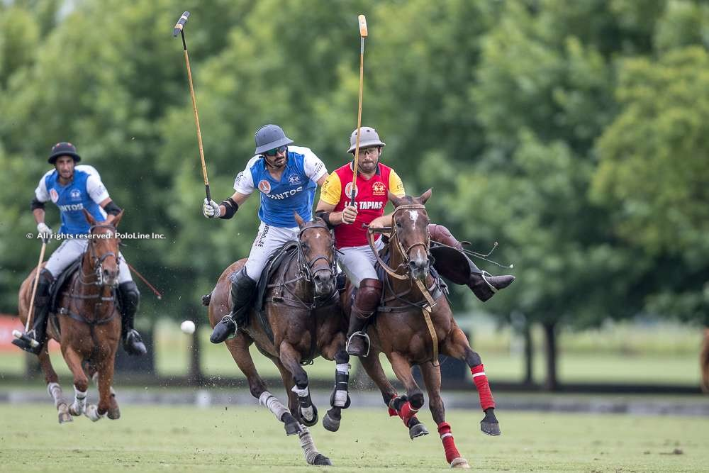 Thai Polo Cup: Las Tapias vs Santos