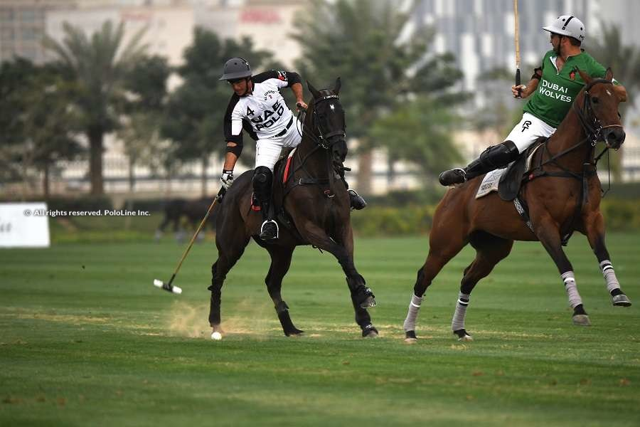 UAE Polo vs Wolves