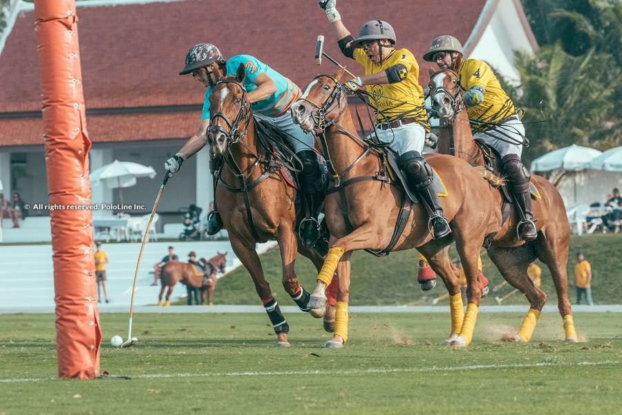 Thai Polo Open Day 4 (By Killercam Photo)
