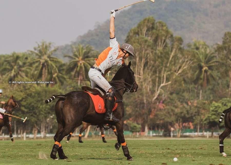 B. Grimm Thai Polo Masters: Thai Polo vs TNL