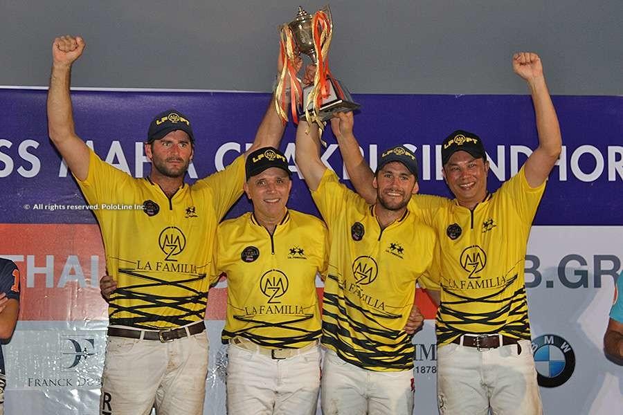 Thai Polo Open FINAL Prize Giving