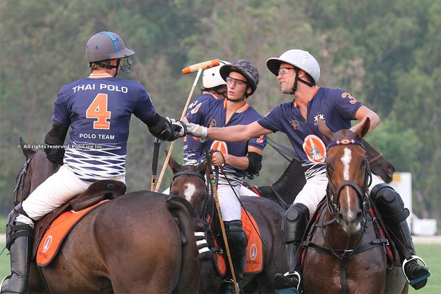 Thai Polo Open Day 2