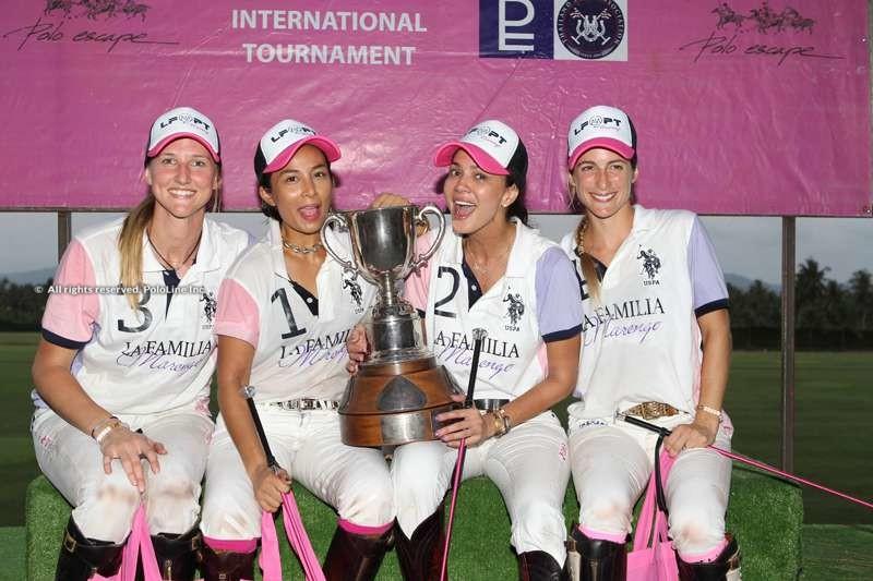 Polo Escape Ladies International