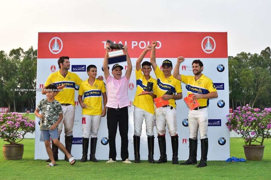 B. Grimm Thai Polo Masters FINALS