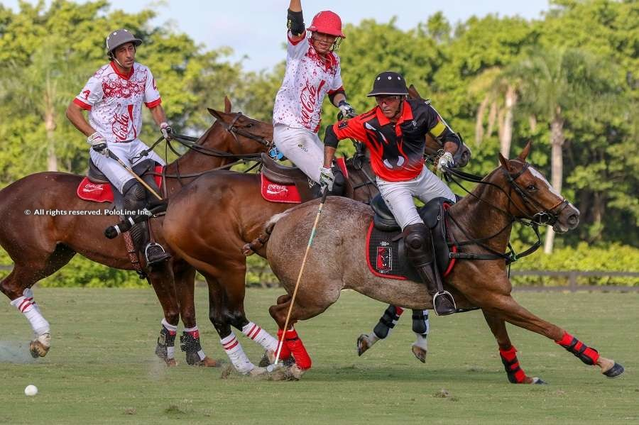 USPA Gold Cup Monday 11th