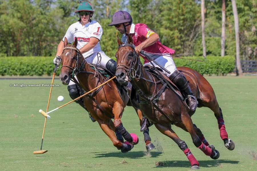 USPA Gold Cup Tuesday 12th