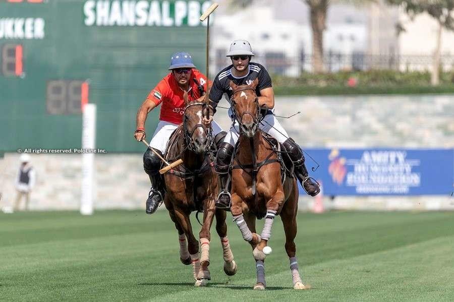 Dubai Challenge Cup Day 1