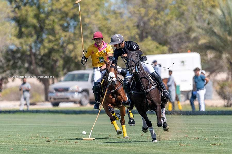 Julius Baer Gold Cup Subsidiary Semifinals
