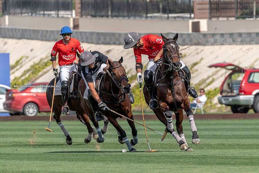 Dubai Challenge Cup Day 1 2/2