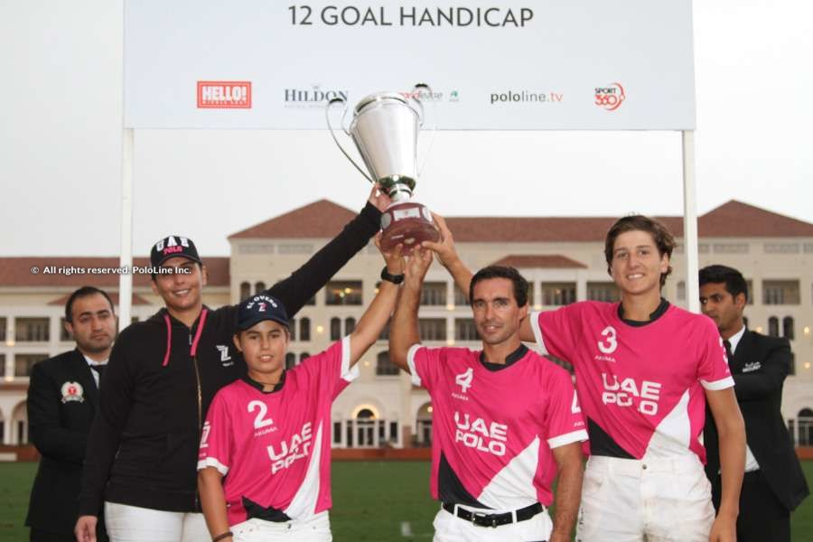 Dubai Challenge Cup FINALS Socials