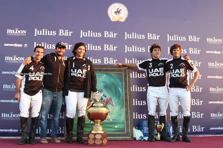 Julius Baer Gold Cup FINAL Socials 2/2