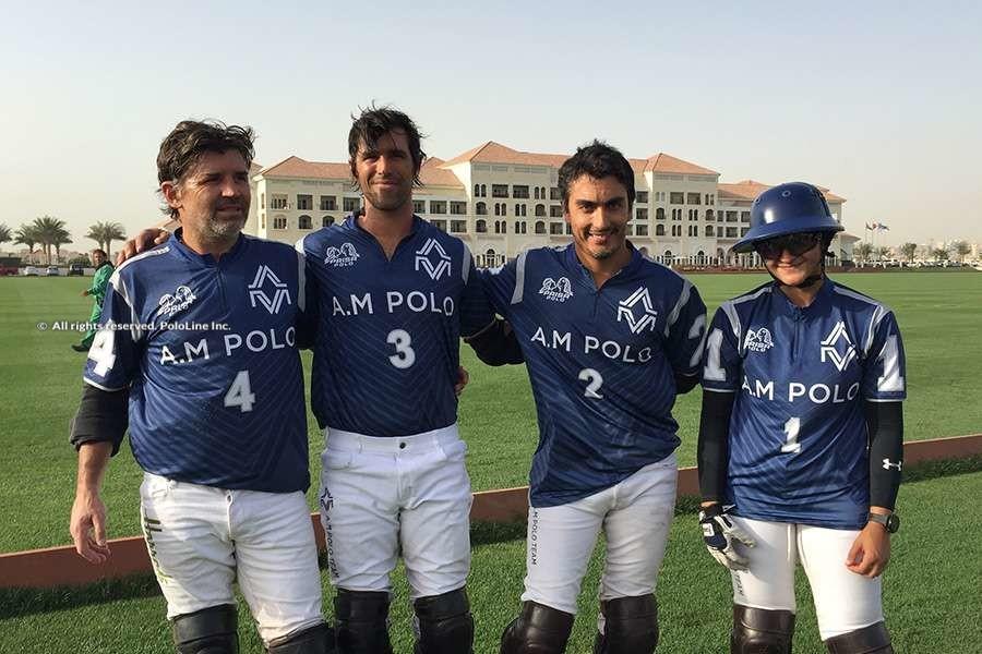 Dubai Challenge Cup Day 3 Socials