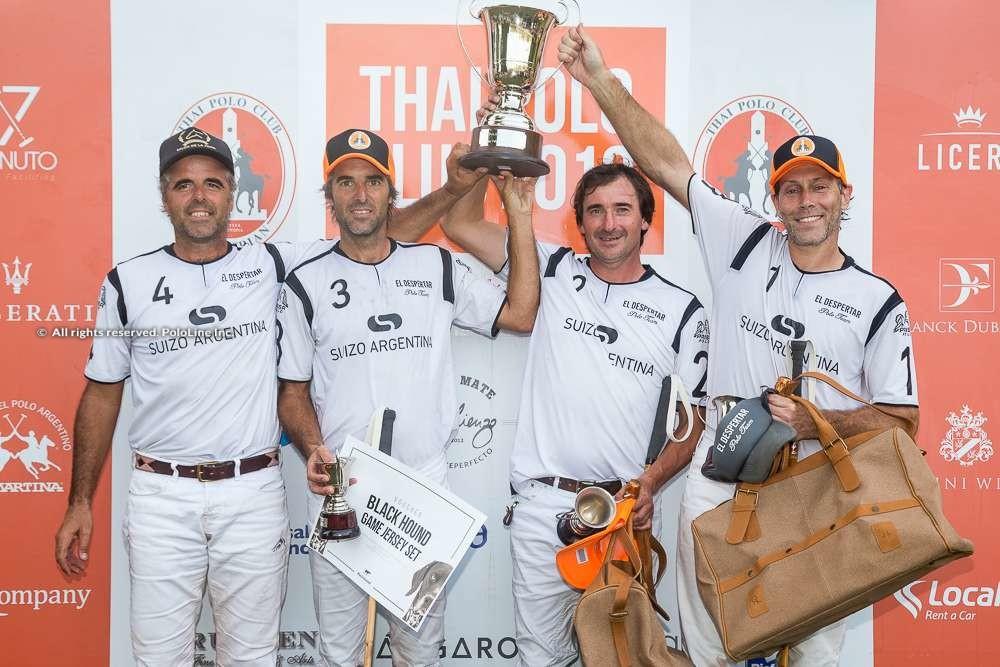 Thai Polo Autumn Cup FINALS