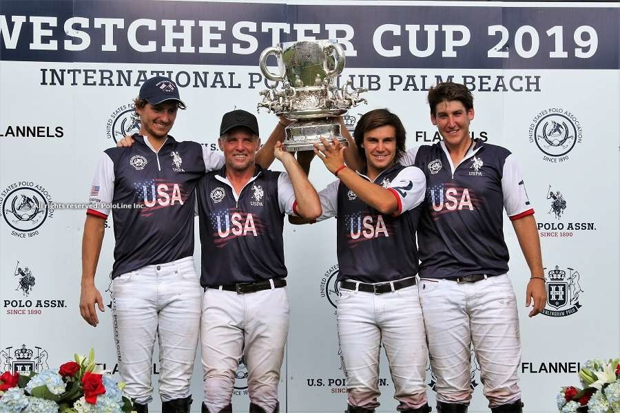 Westchester Cup: USA vs England