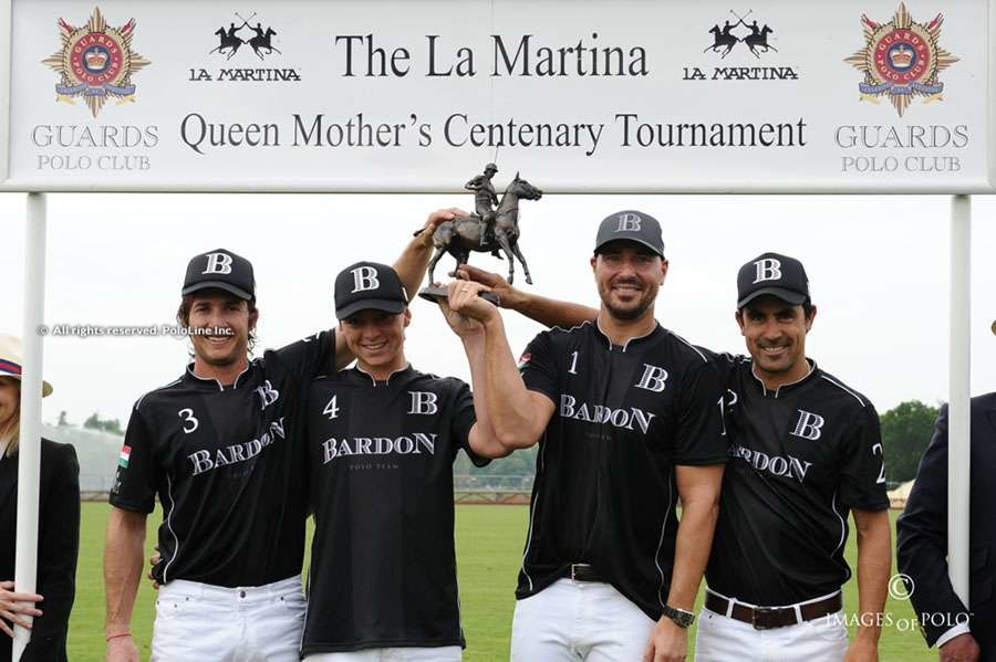 Queen Mother`s Centenary Trophy final