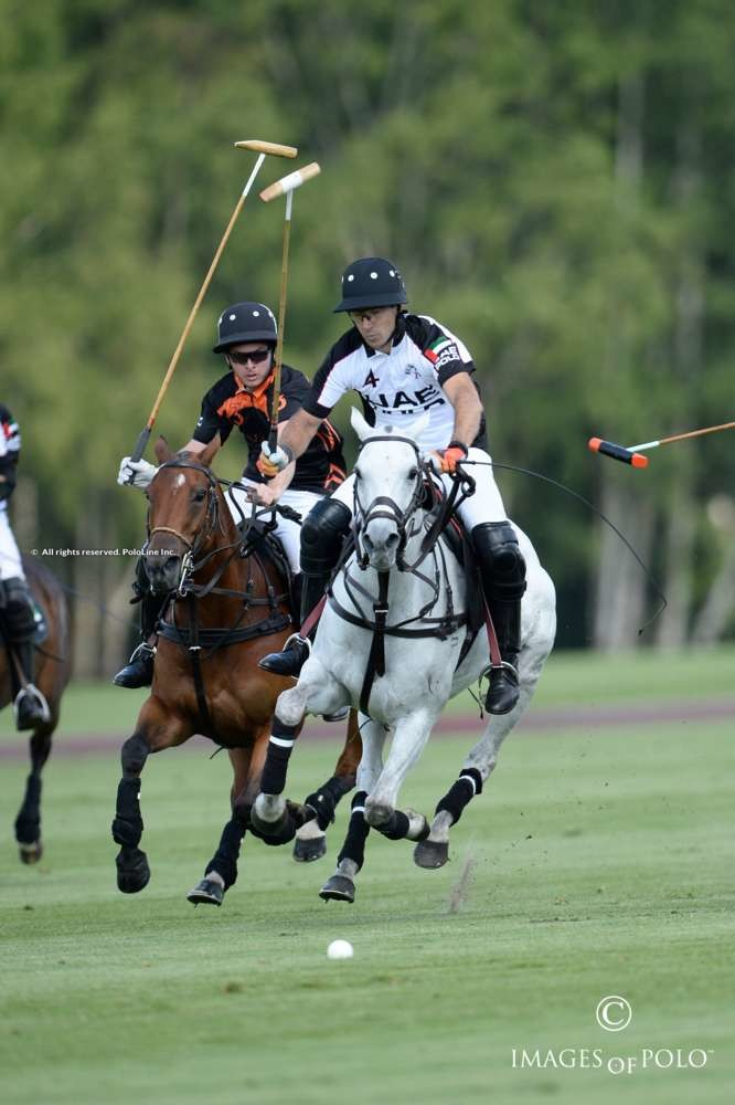 Queen´s Cup: UAE Polo vs Casa La Vista