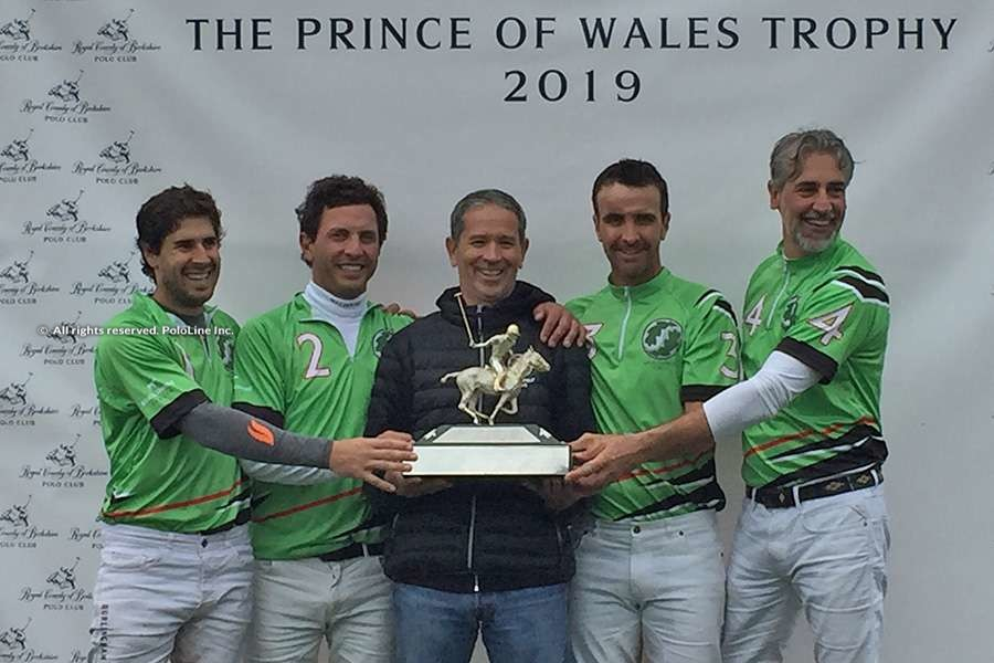 Prince of Wales Final