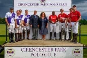 Cirencester festejó sus 125 años de polo