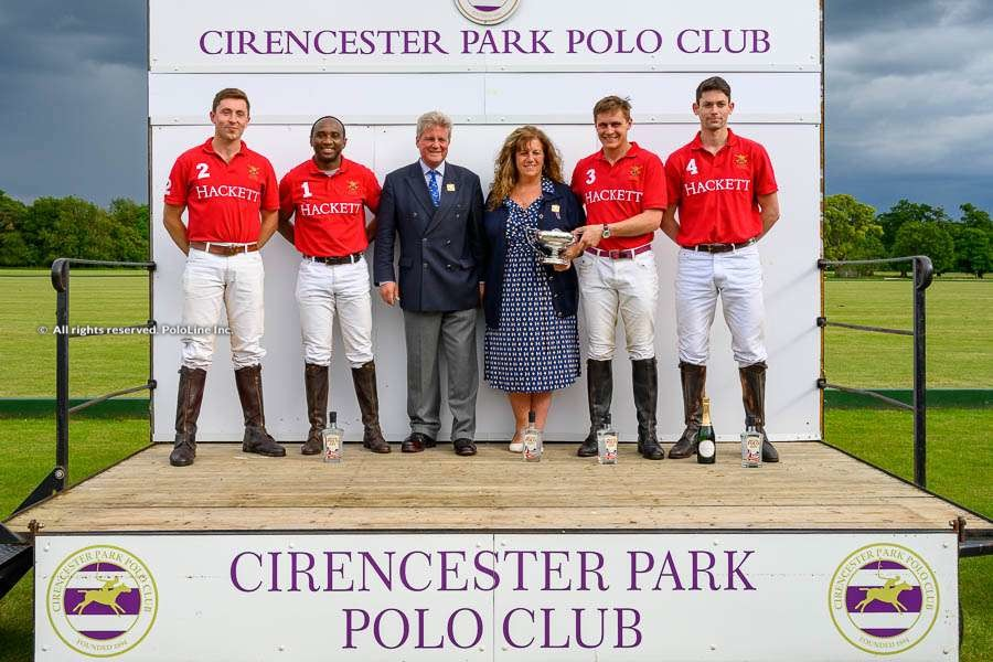 Cirencester 125th Anniversary Match