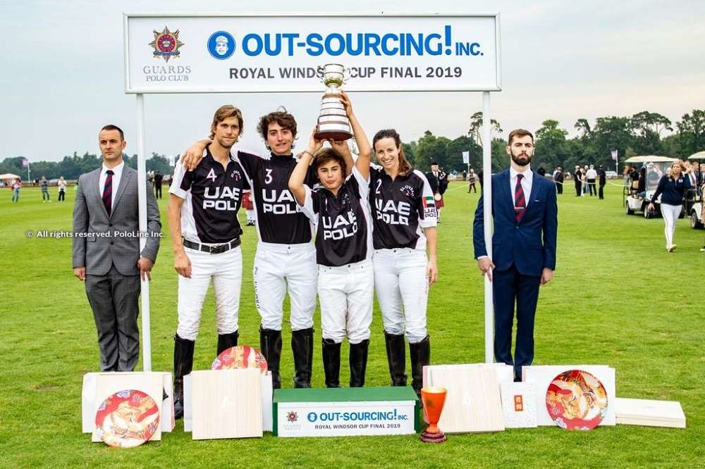 Royal Windsor Cup FINAL: UAE Polo vs Mad Dogs