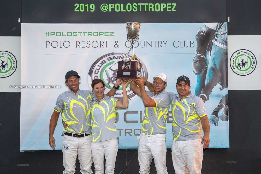International Polo Cup Prize Giving