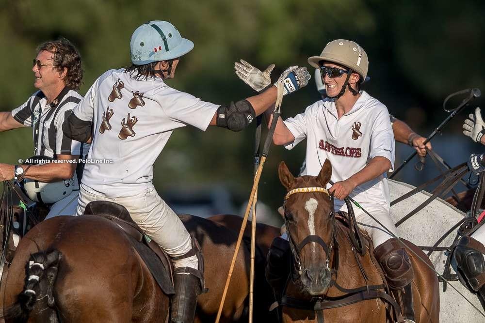 Open de Gassin Final (10): Antelope vs Battistoni