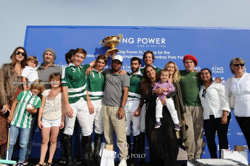 British Gold Cup Final: Dubai vs King Power