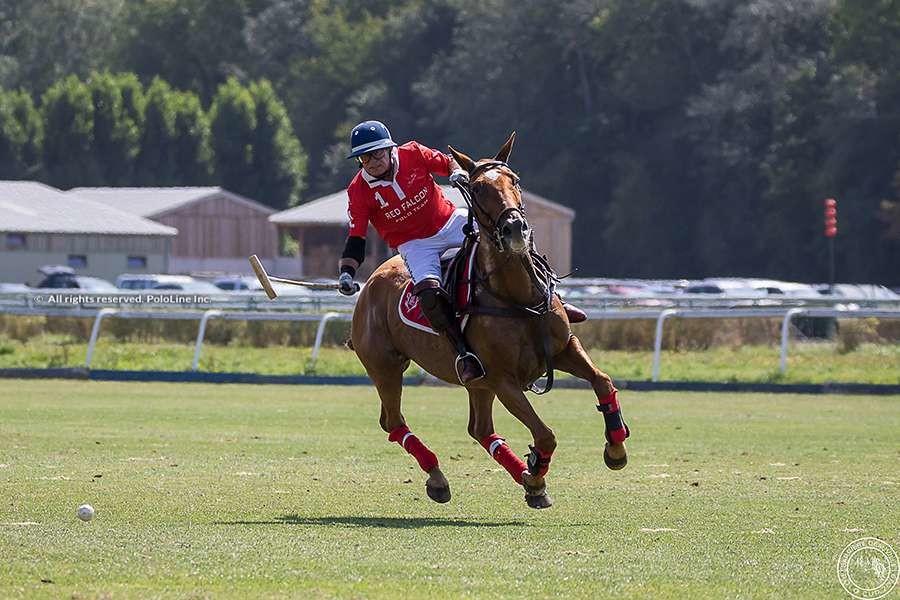 Coupe de Bronze: Red Falcon vs Grange Martin