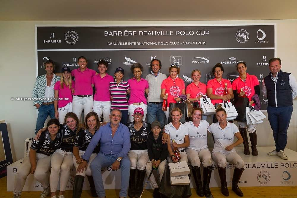 Deauville Ladies Polo Cup FINALS