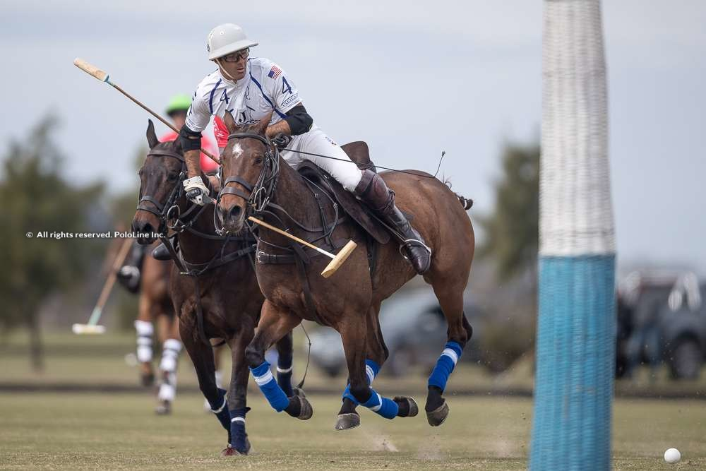 La Dolfina Valiente vs La Dolfina World Polo League