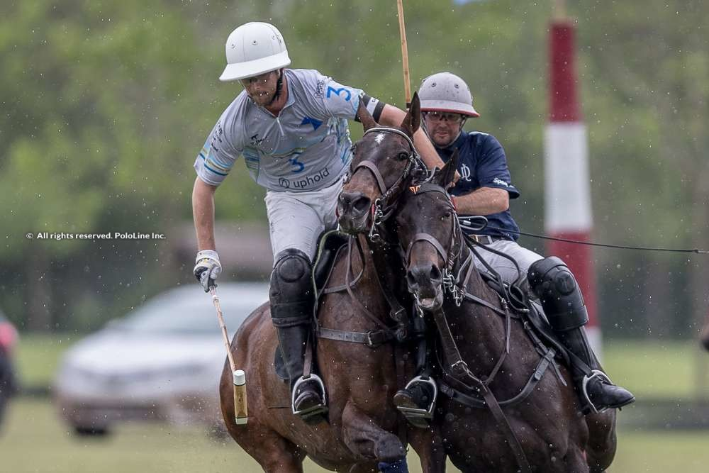 Cría Yatay vs La Dolfina Polo Ranch