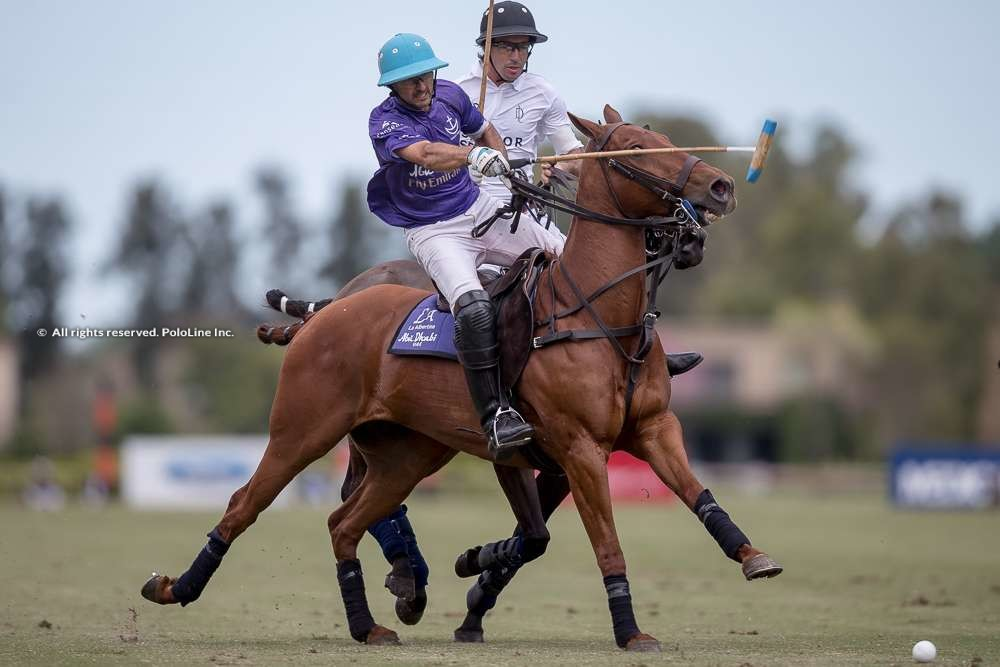 La Albertina vs La Dolfina Polo Ranch