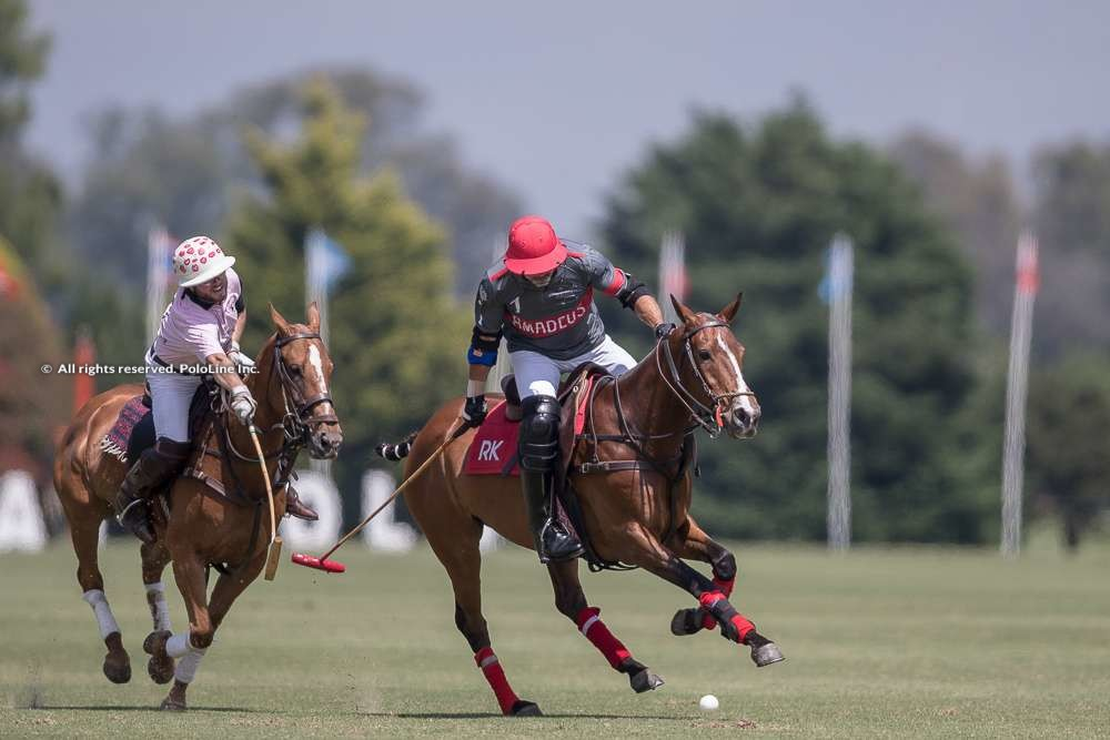 Thai Polo Cup: Twenty 20 vs Amadeus