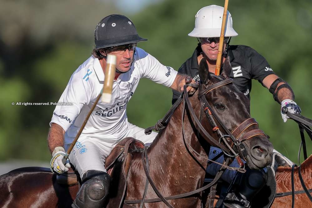 Ellerstina vs La Dolfina Polo Ranch