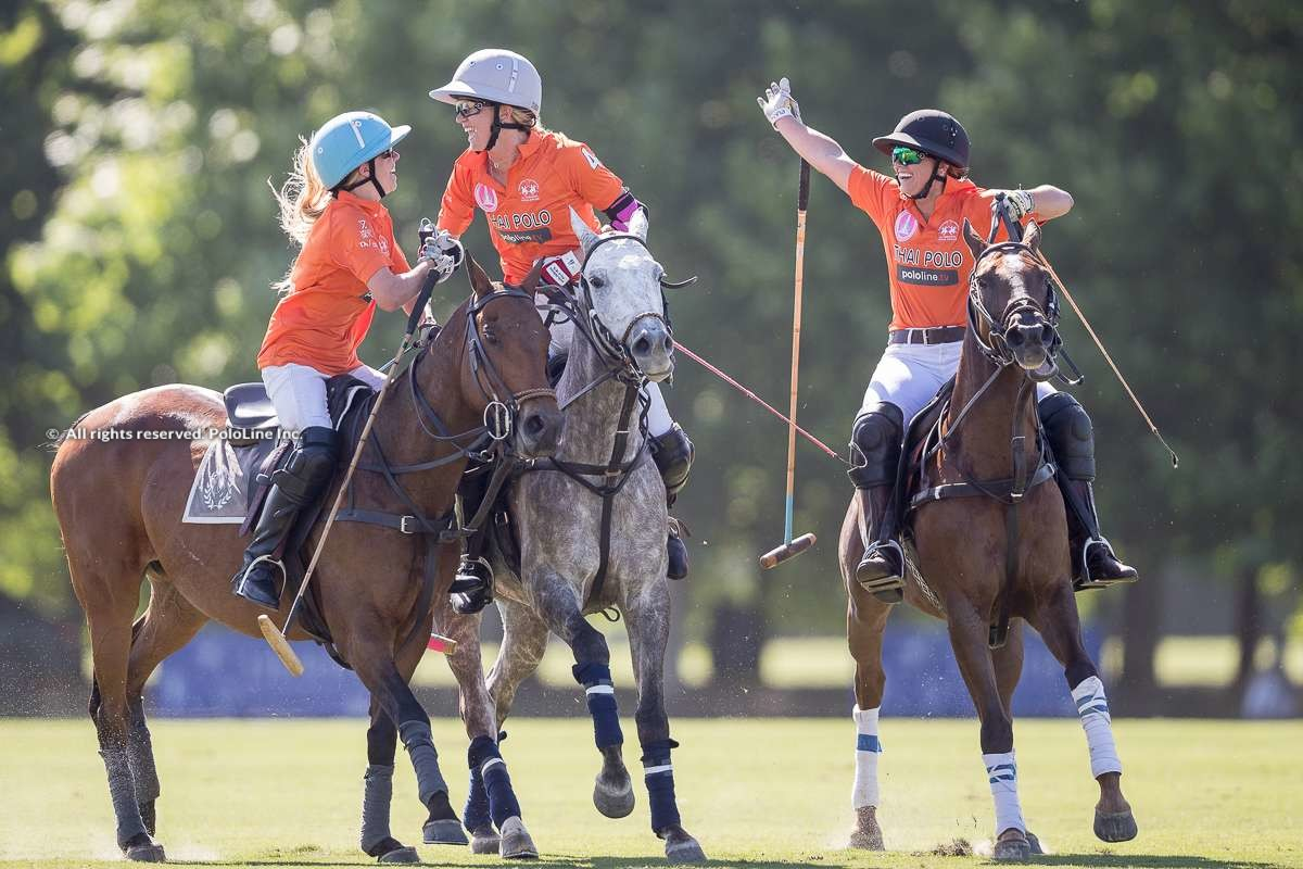 Pink Polo Cup Finals