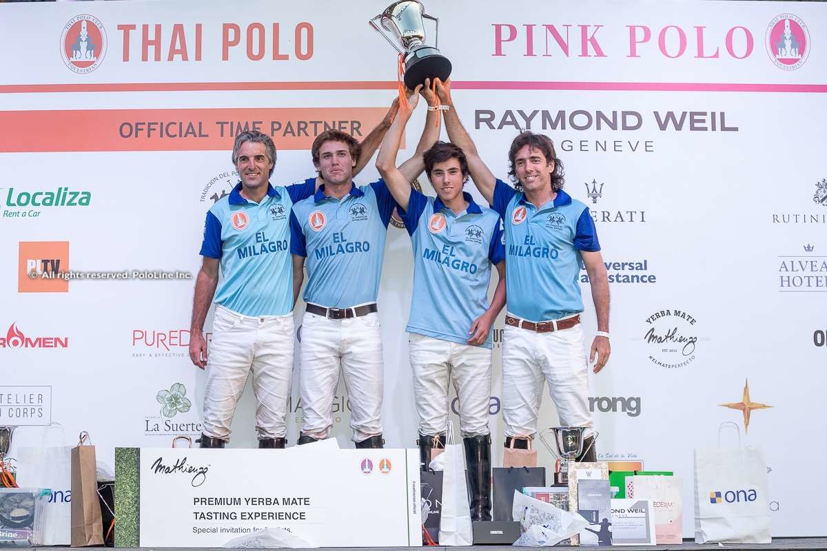 Thai Polo Cup Final: Prize Giving & Socials
