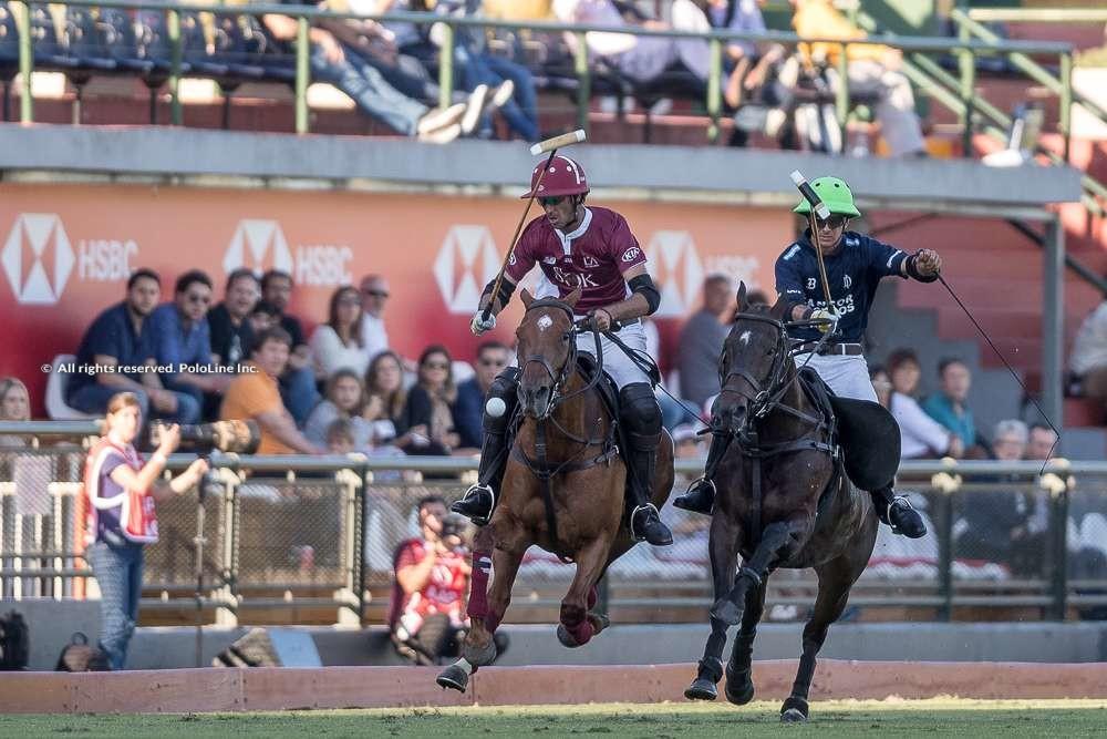La Dolfina Polo Ranch vs La Aguada