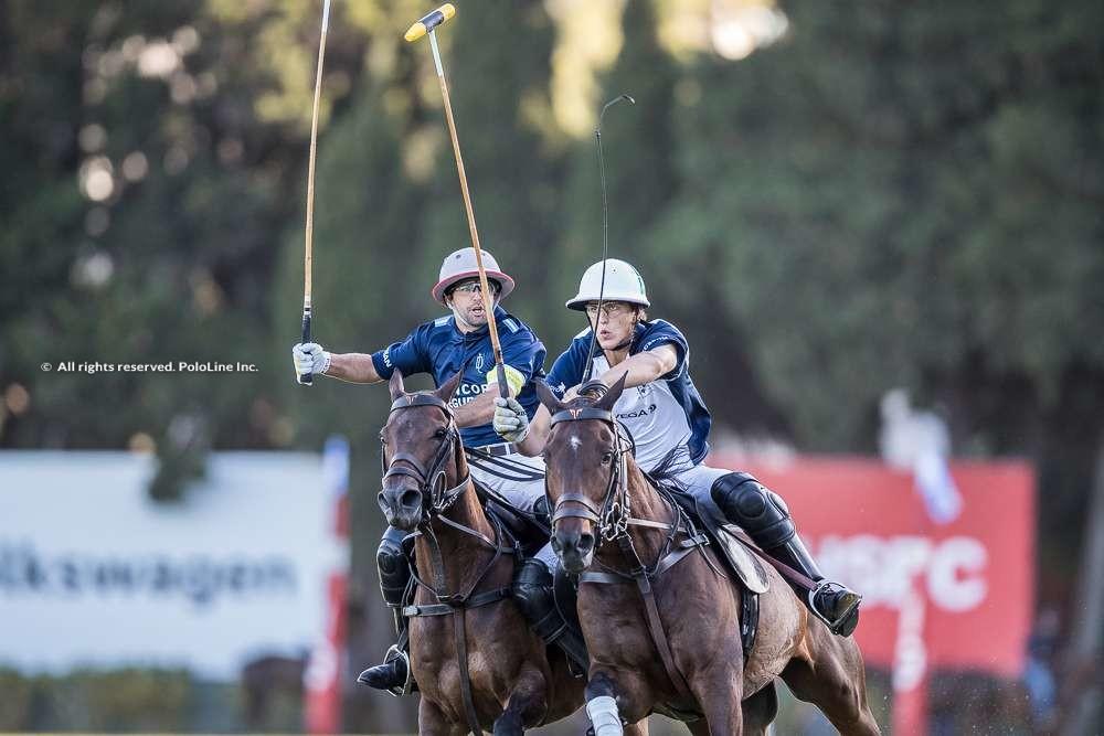 La Dolfina Polo Ranch vs La Ensenada