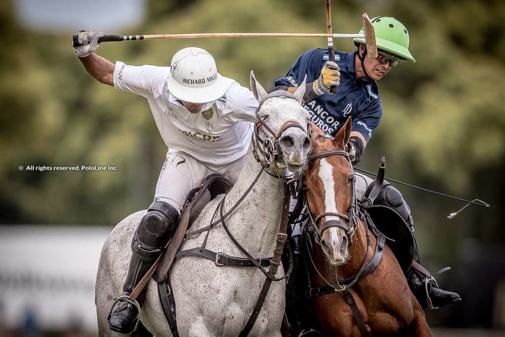 La Dolfina vs La Dolfina Polo Ranch